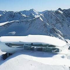 Wildspitzbahn Pitztal Gletscher