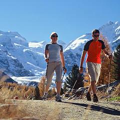 Buď fit na lyžích: 4. Pohyb je zábava! - ©Pontresina