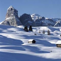 Alta Badia - Sassongher, Dolomiti Superski - ©Dolomiti Superski