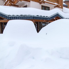 Snow pictures: Big powder dumps in Verbier, Meribel and Val Thorens - ©C.Cattin/OTVal Thorens