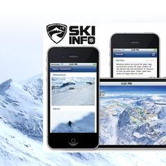 Skiinfo Tools im Winter 2013/2014: Schneehöhen, Widgets, App & mehr