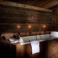 Les spas des neiges 100 % naturels - ©Eliophot