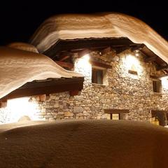Restaurant l'Arolay à Val d'Isère (village du Fornet)