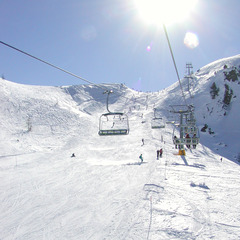 Il punto di vista dello sciatore su La Thuile - ©A. Corbo