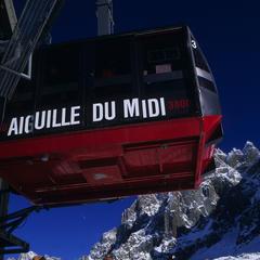 Chamonix Lift - ©Chamonix Tourism