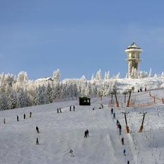 Feldberg, Schneebedingungen, JAnuar - ©Achim Mende