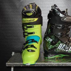 Fisher boots - ©Szymon Kalinowski