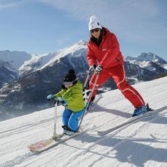 ABC per una giornata sulla neve con i bambini - ©© Gilles Baron