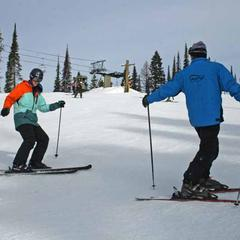 Brundage lessons - ©Brundage Mountain Resort
