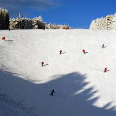 De pistes van de Wintersport-Arena Sauerland. Skiplezier dicht bij huis