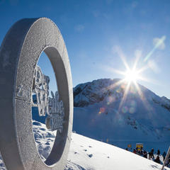 Skigebiet arosa pistenplan