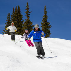 Czy w Austrii można uczyć się jeździć na nartach po polsku? - ©Photo Credit: Winter Park Resort