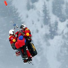 Schladming - Mondiali di Sci: brutto incidente per la Vonn - ©Luca Bruno / AP