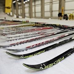 2012-13 XC ski test