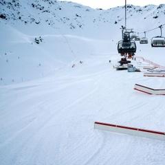 Snowpark v tirolskom stredisku Speikboden - © www.speikboden.it