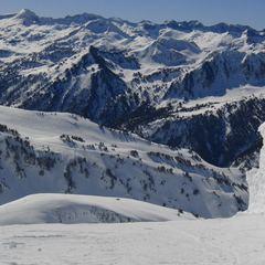 Donde esquiar en los Alpes y Pirineos en los próximos días - ©Baqueira Beret