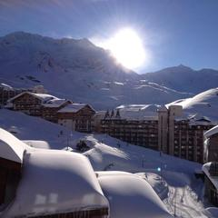Plenty of powder in Val Thorens, France - ©Val Thorens Tourism