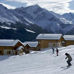 Veľké znižovanie dĺžky zjazdoviek v alpských strediskách