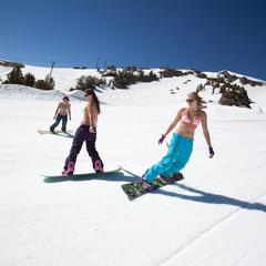 Best late-season resorts to ski in May - ©Mammoth Mountain Ski Resort