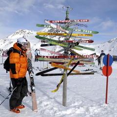 A Ischgl, on voit le ski en grand ! - ©Eric Beallet