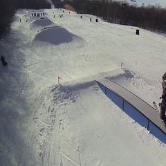 Jay Peak Has Terrain Parks? - ©Jay Peak Resort