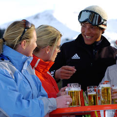 The beer is too dear say UK skiers