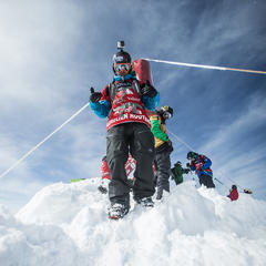 Freeride World Tour, Verbier 2013