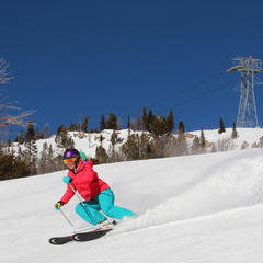 2 Days Skiing at Jackson Hole with Terra Women's Camp - ©Patrick Nelson/Jackson Hole Mountain Resort