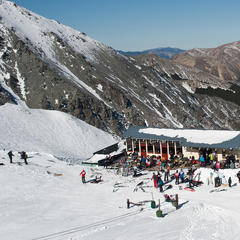 Craigieburn ski area, NZ - ©Flickr/electro8