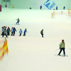 Snow Factor, Glasgow is the UK's largest indoor ski centre - © Snow Factor