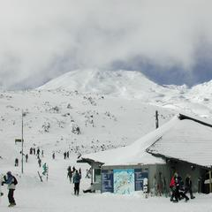 Turoa, Mt Ruapehu, New Zealand base area