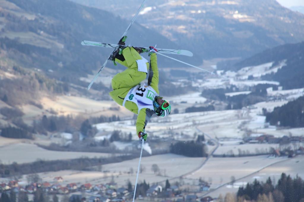 Impressionen von der FIS Freestyle Ski & Snowboard WM 2015 in Kreischberg