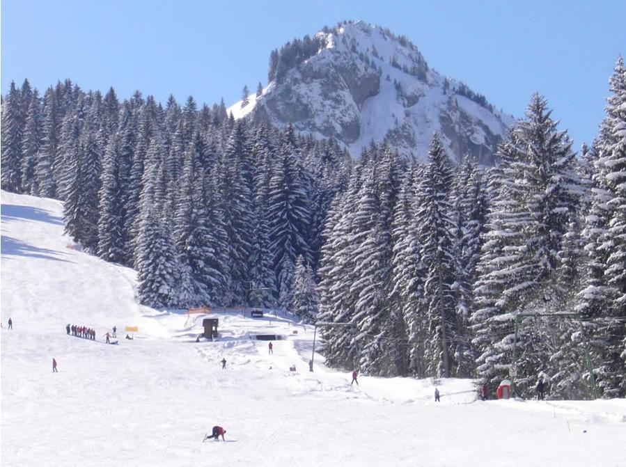 Skigebiet Unterjoch
