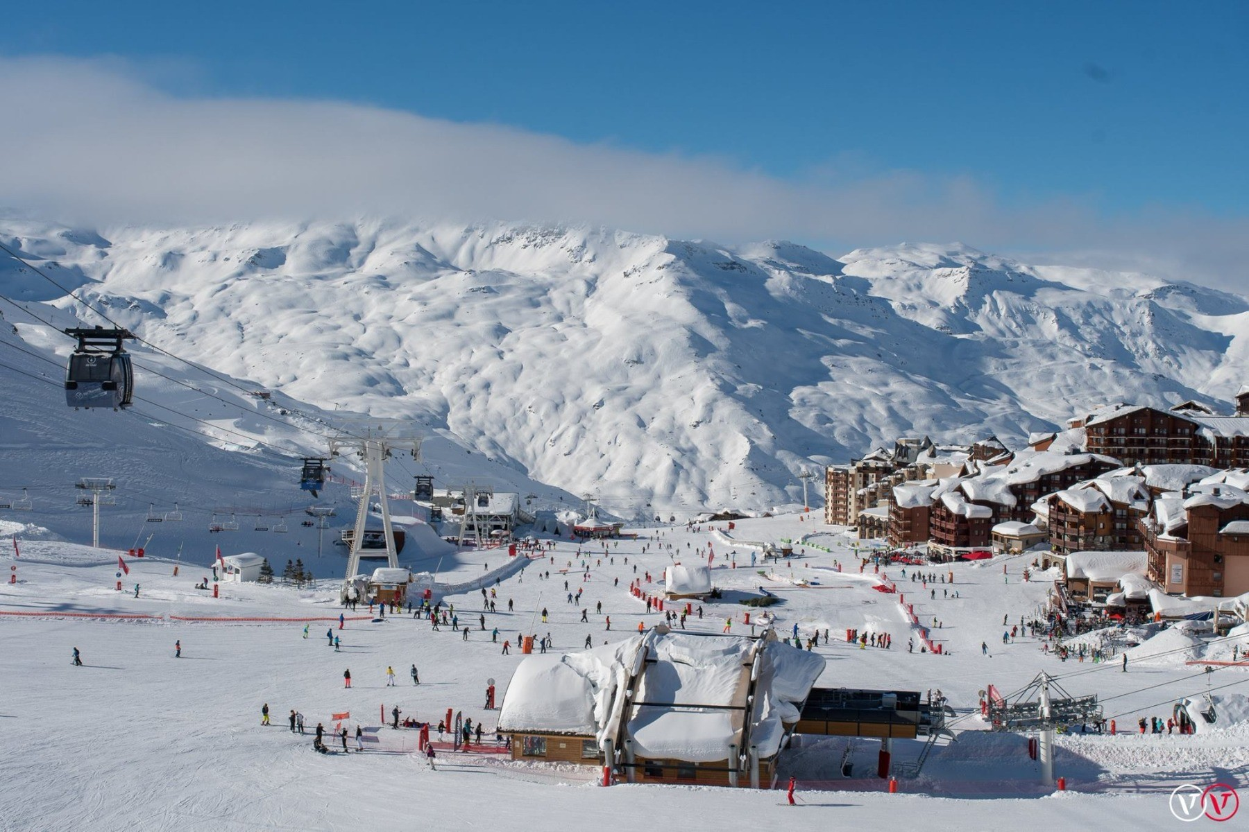 Val Thorens Webcams | Live Weather & Snow Conditions
