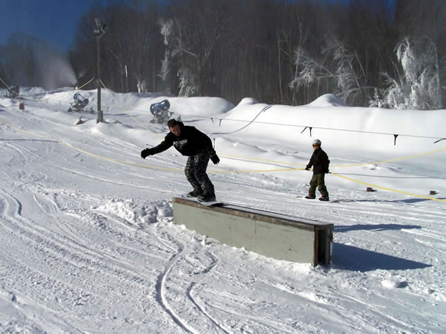 Terrain Park in Woodbury CT 02