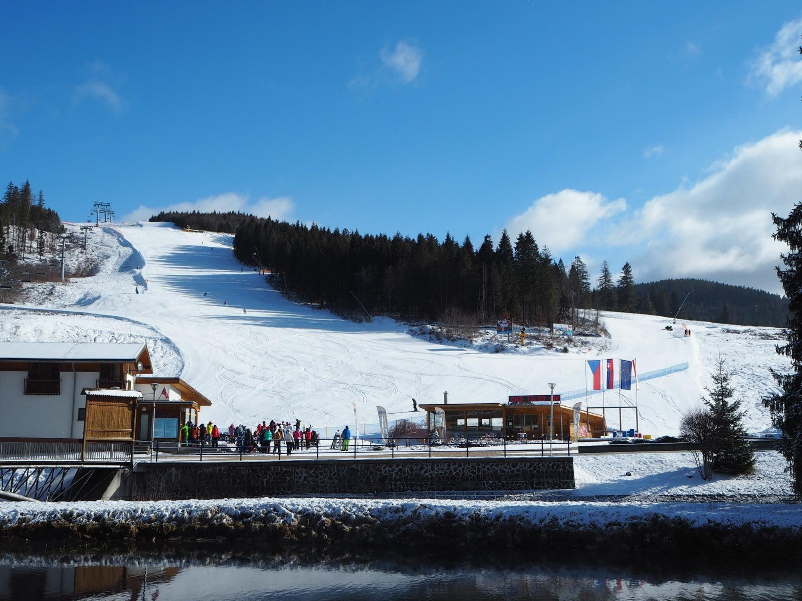 Meander Skipark Oravice