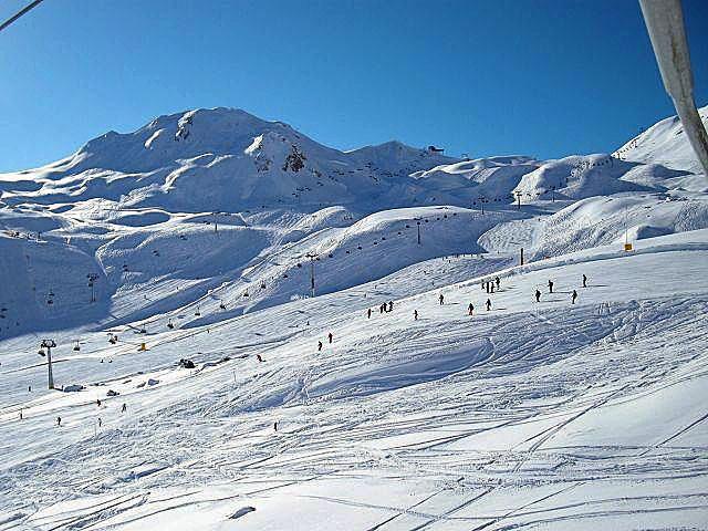 Skigebiet Samnaun